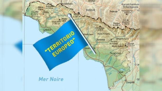 "UE discierne en Abjasia ""un territorio europeo"""