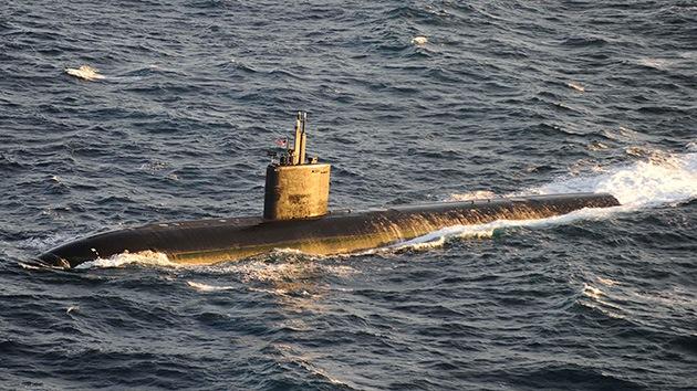 EE.UU. concentra sus submarinos nucleares en el Pacífico para disuadir a Rusia