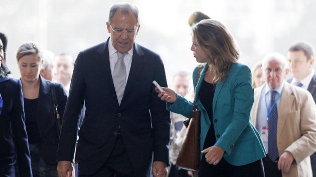 """Lavrov: """"EE.UU. usa propaganda sobre Ucrania para fortalecer su hegemonía mundial"""""""