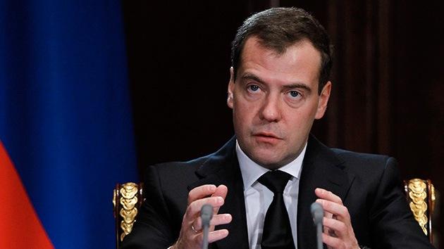 El primer ministro ruso hará el resumen del año el 7 de diciembre