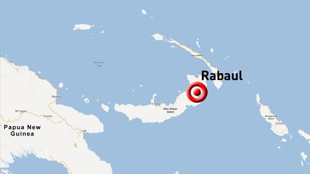 Fuerte terremoto de 6,6 grados sacude Papúa Nueva Guinea