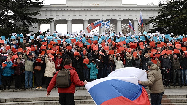 Expresidente de Francia Giscard d'Estaing: Crimea siempre ha sido rusa
