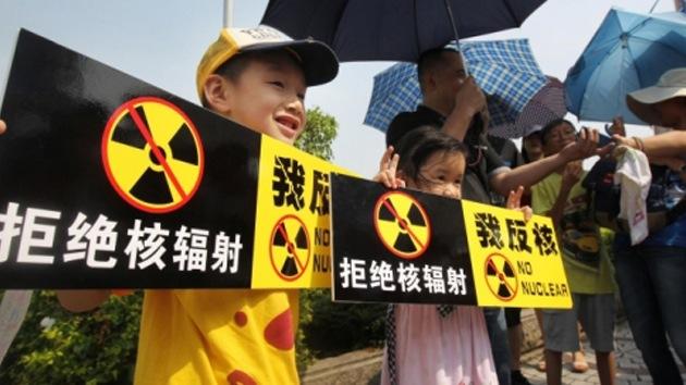 Las protestas en China frenan la construcción de su mayor planta nuclear