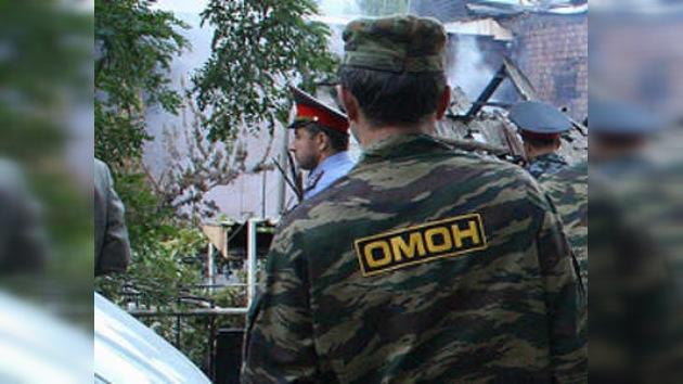 Se registran dos explosiones en Daguestán