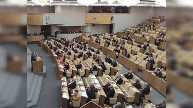 Diputados rusos proponen exigir a la ONU imponer un alto el fuego en Libia