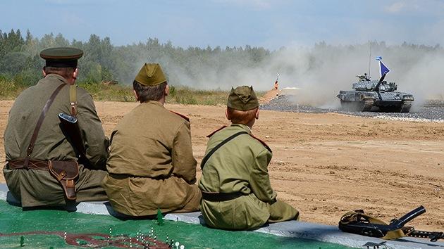 Duelos en tanques: Rusia inventa un nuevo ejercicio militar