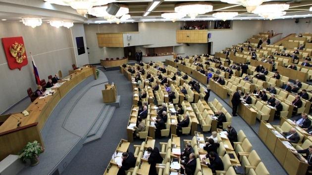 Parlamentarios rusos boicotean ronda de negociaciones con senadores de EE.UU.
