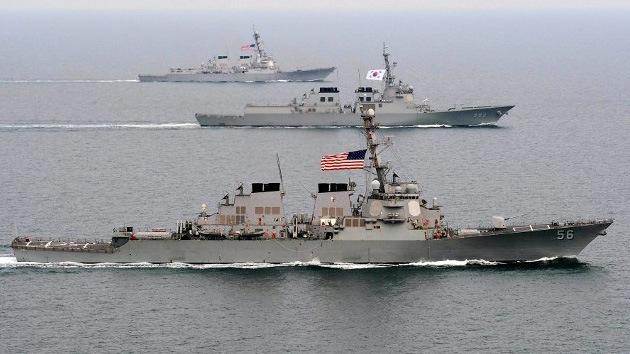 """EE.UU., listo para responder ante """"cualquier eventualidad"""" en la península coreana"""