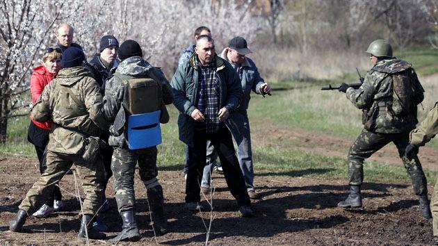 EE.UU. justifica el uso de la fuerza en el este de Ucrania