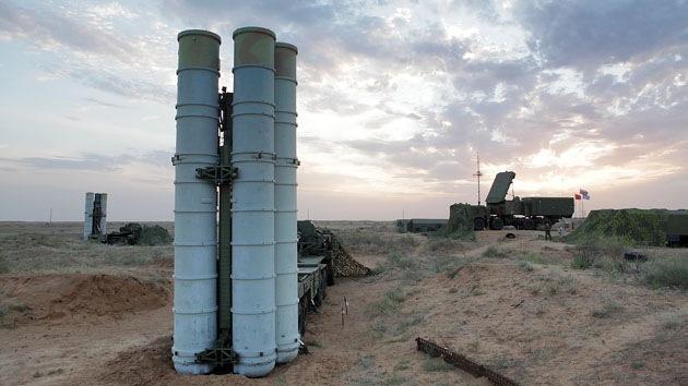 El primer regimiento de antimisiles S-500 cubrirá Moscú y el centro de Rusia