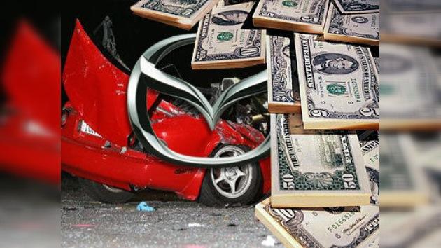 Mazda pagará US$770.000 de indemnización por suicidio de empleado
