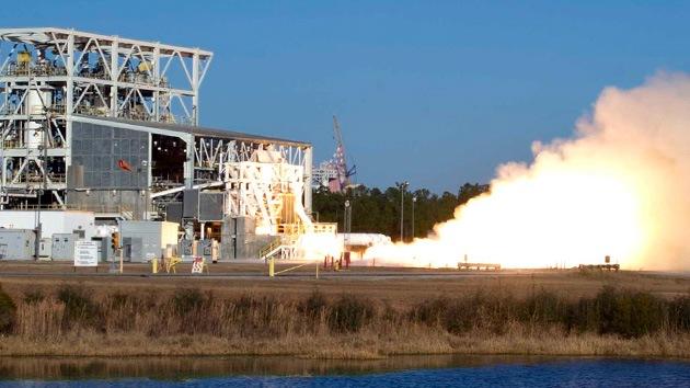 Un motor espacial soviético 'explota' los planes de EE.UU.