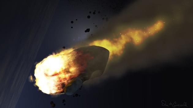 Un asteroide de 2,7 kilómetros se acercará a la Tierra este viernes
