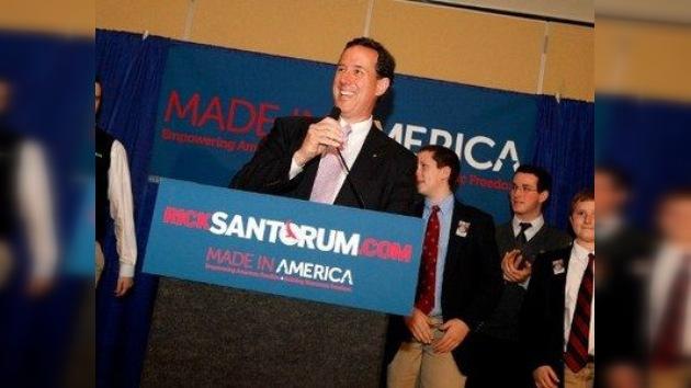 Primarias republicanas en EE. UU.: Rick Santorum gana en Alabama y Misisipi