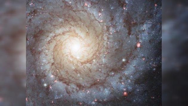 Captan evolución de una galaxia espiral a una elíptica