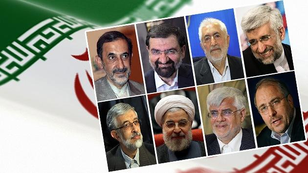 Elecciones presidenciales de Irán en 2013