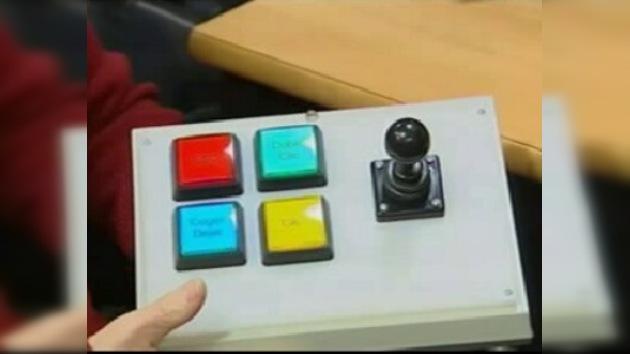 Diseñan un ratón de computadora para personas discapacitadas en España