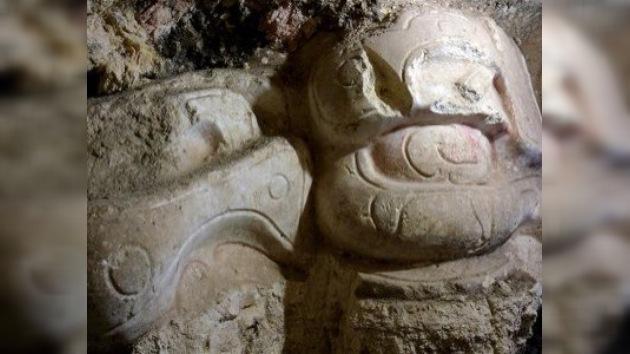 """""""Espectacular"""" hallazgo de un nuevo foco de la antigua civilización maya"""