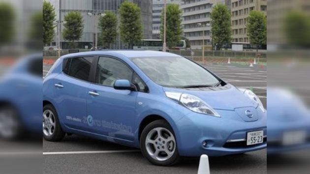 El Nissan Leaf elegido 'El vehículo de 2011 en Europa'