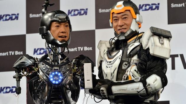 Robots armados con electrochoque, cerca de ser una realidad