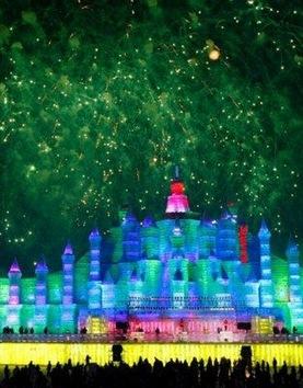 China levanta una ciudad no apta para frioleros