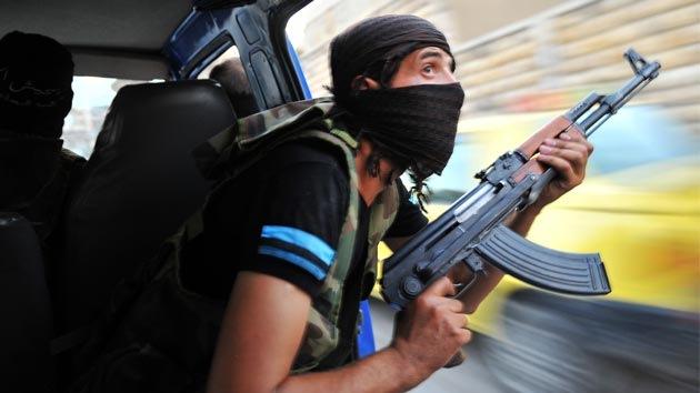 Turquía alberga un centro secreto de apoyo a los rebeldes sirios