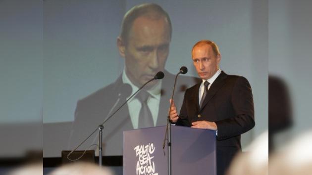 Putin destaca la seguridad medioambiental del Nord Stream
