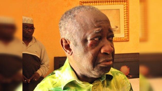 Cruz Roja Internacional pide permiso para visitar a Gbagbo y su familia