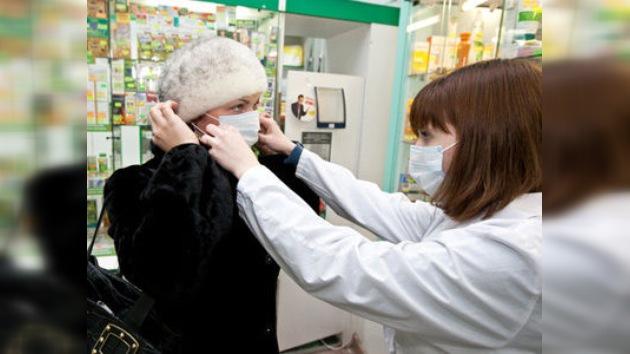 La epidemia de gripe afecta ya a 60 regiones rusas