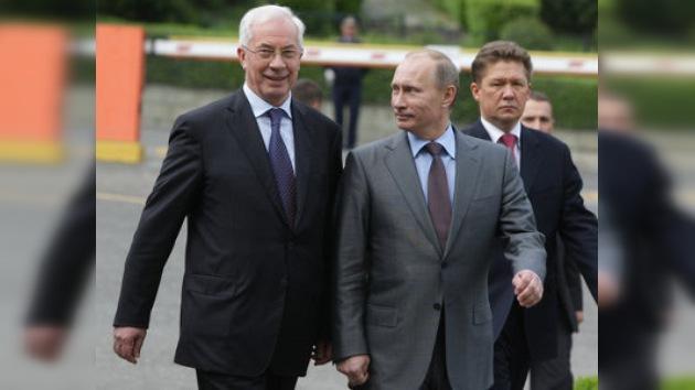 Rusia propone a Ucrania fusionar de activos de gas