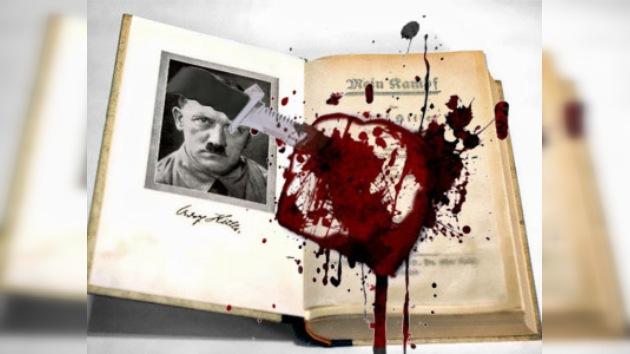 Rusia prohíbe la venta de la autobiografía de Adolf Hitler