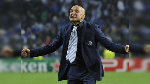 Luciano Spalletti renueva con el Zenit hasta el año 2015