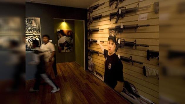 México: El arte como denuncia del contrabando de armas de EE. UU.