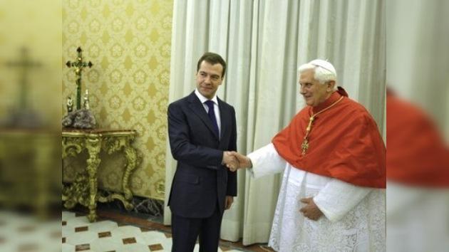 La Iglesia Rusa no descarta una reunión entre el Patriarca  y el Papa