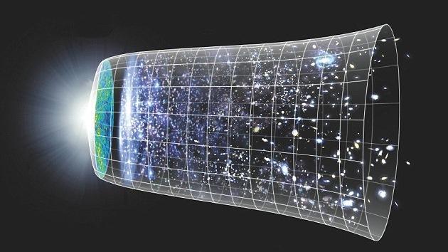 ¿Creó el Big Bang el 'universo espejo' donde el tiempo se mueve hacia atrás?