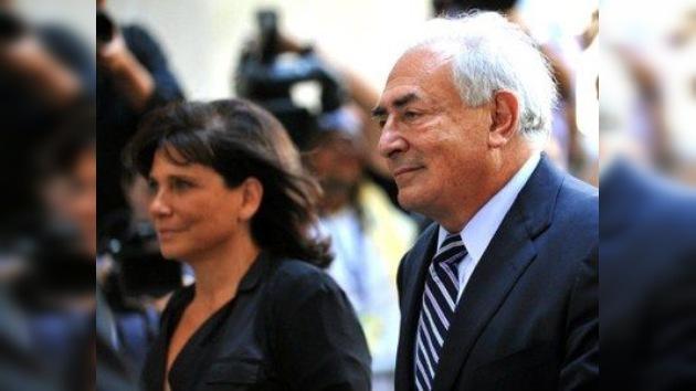 El tribunal de Nueva York desestima el caso contra Strauss-Kahn