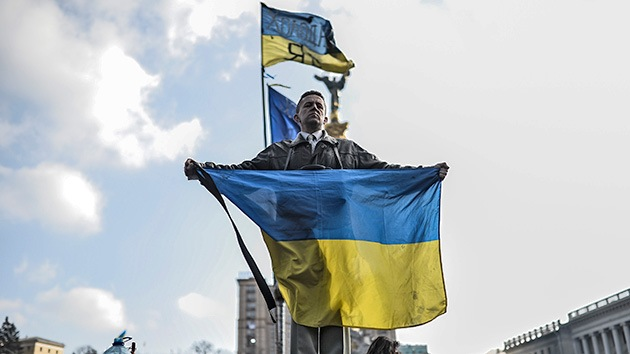 Los europeos no apoyan una política agresiva en Ucrania