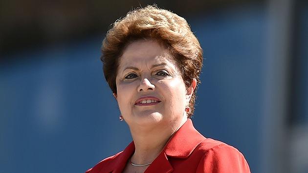 Dilma Rousseff: El conflicto entre Israel y Hamás es una masacre