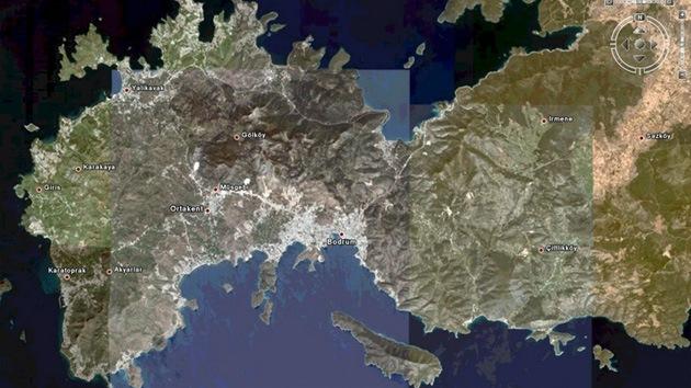 Insólitos descubrimientos realizados gracias a Google Earth