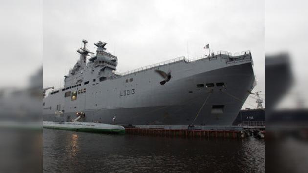 Rusia pagará 1.400 millones de euros por 2 barcos de guerra clase Mistral