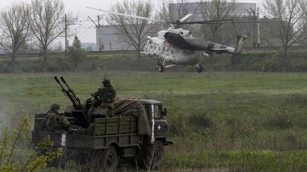 Europa 'no se mueve' ante el envío de tropas de Kiev contra su propio pueblo
