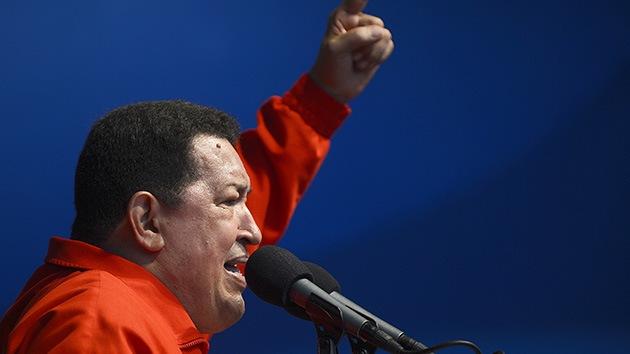 """Chávez: A Uribe le """"faltaron cojones"""" para una acción militar en Venezuela"""