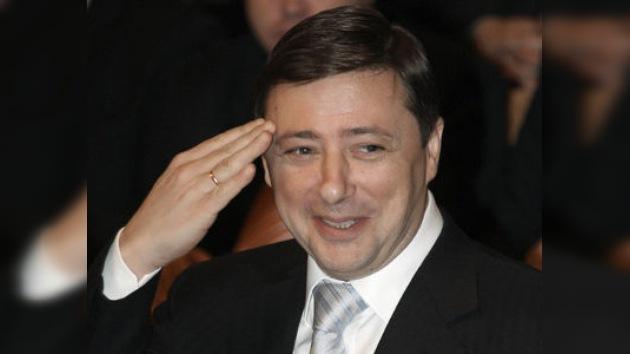 Alexander Jloponin comienza a ejercer sus funciones en el Cáucaso del Norte