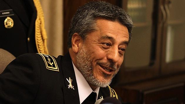 Almirante iraní: Nuestra Armada monitorea cada movimiento de los buques de guerra de EE.UU.