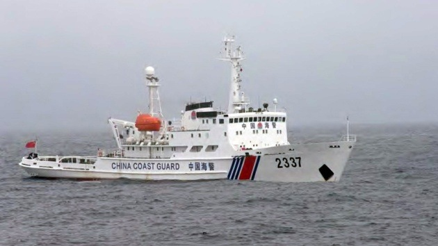 Japón denuncia la violación de su soberanía marítima por China