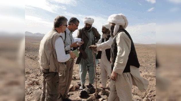 Guerras afganas, ¿expansión política o económica?