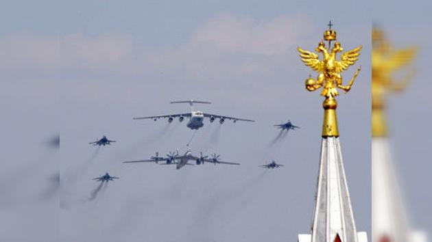 Medvédev ha realizado cambios de personal en los cargos supremos militares rusos