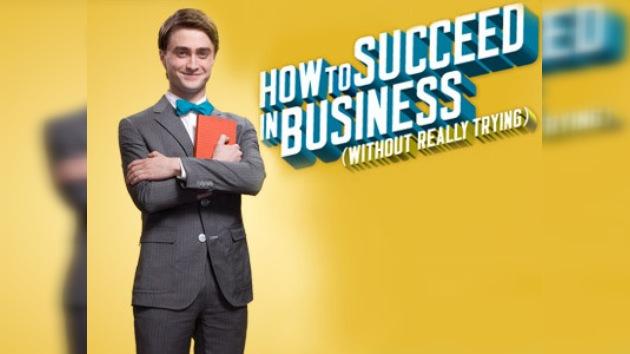 Daniel Radcliffe vuelve a Broadway en el papel del limpia ventanas