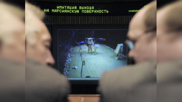 Los participantes de MARS-500 'vuelven' a la Tierra