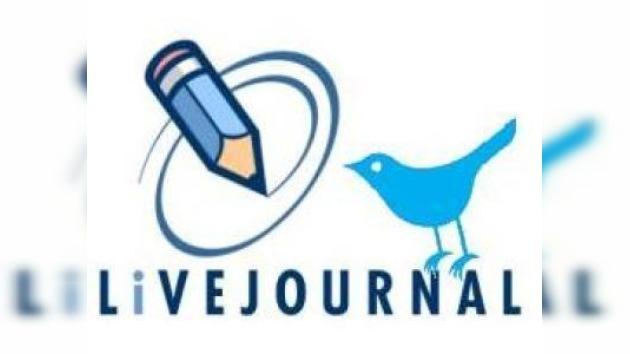 LiveJournal a través de Twitter